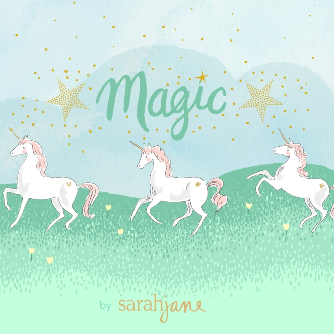 magic+by+sarah+jane
